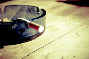 Smoking, heart disease and diabetes. Risk factors and treatments.